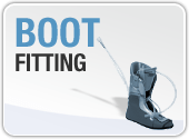 Boot Fitting
