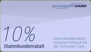 Schneidercard einzeln1