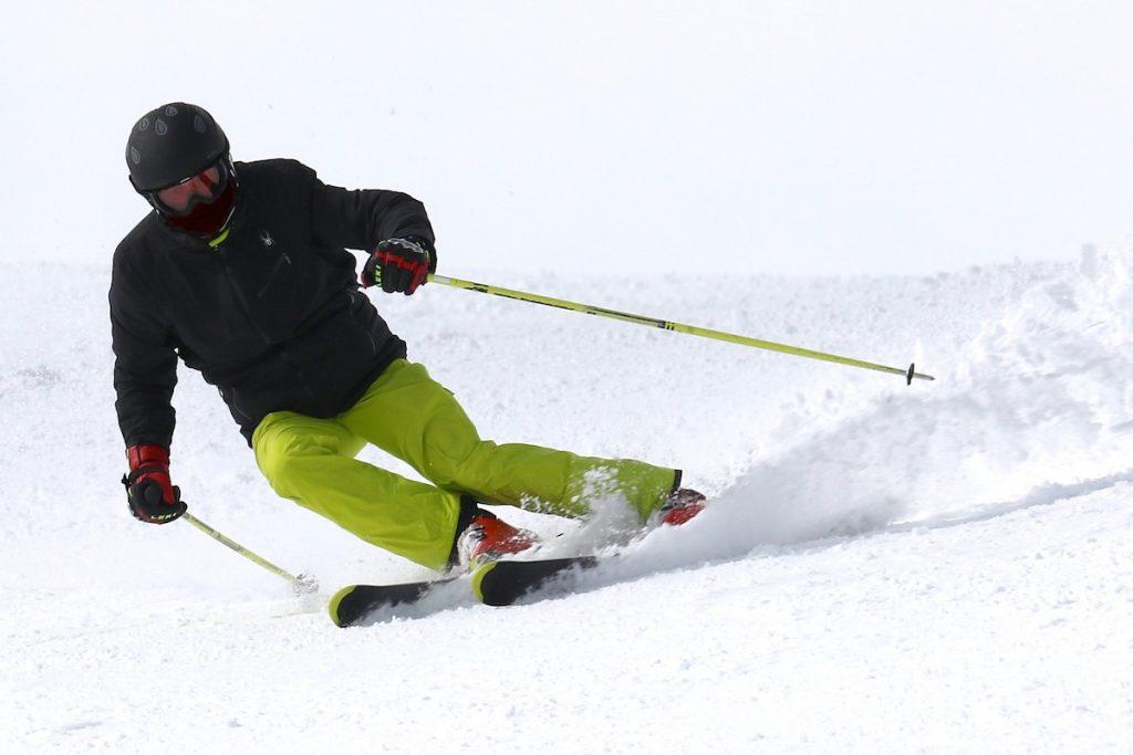 Ski alpin Carving