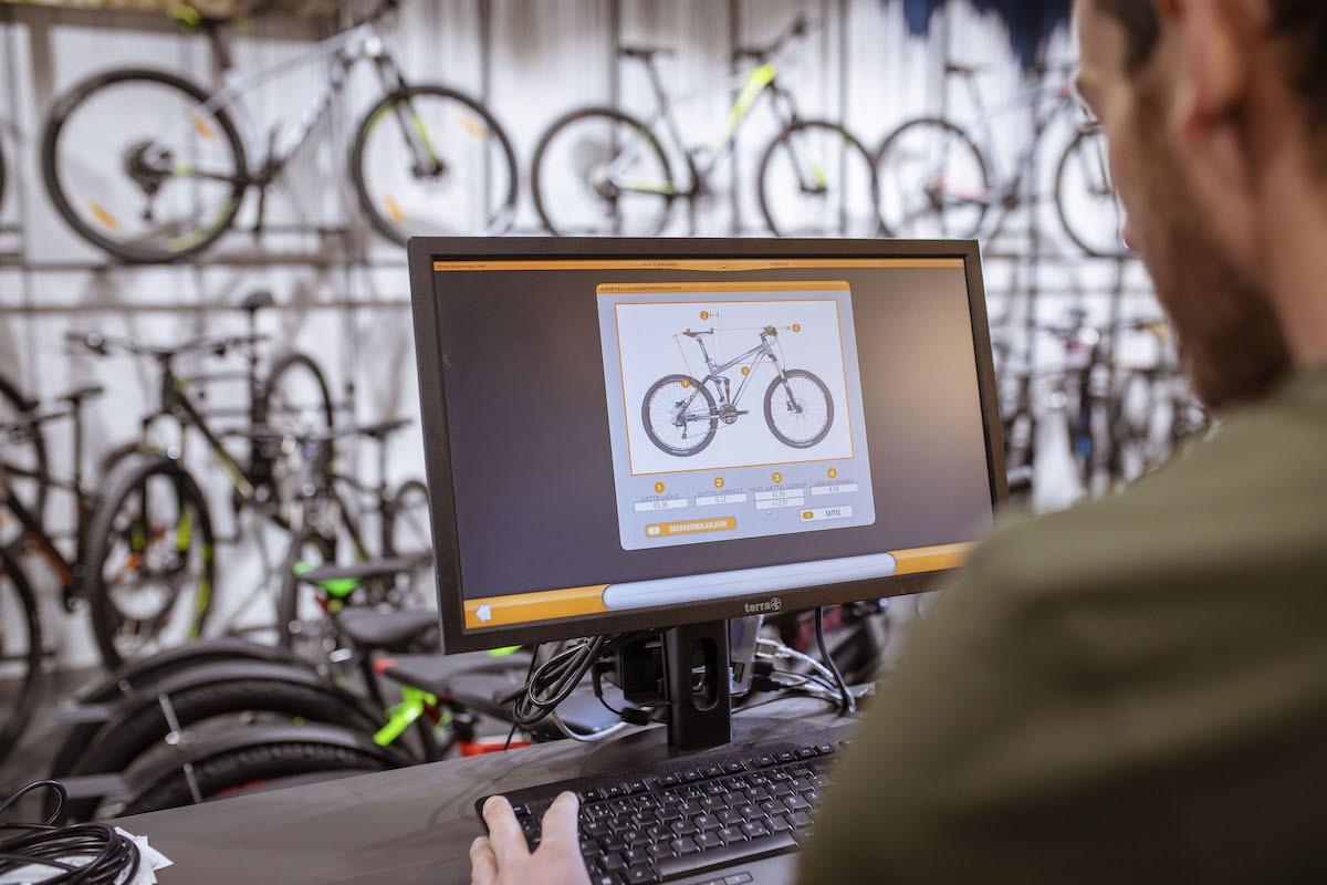 Bikefitting Berechnung
